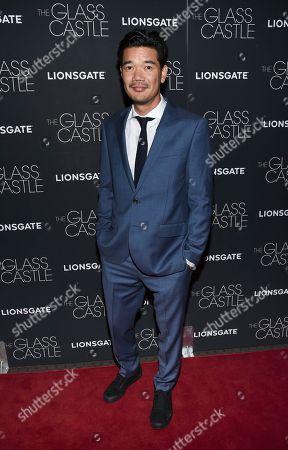 """Director Destin Daniel Cretton attends the premiere of """"The Glass Castle"""" at the SVA Theatre, in New York"""