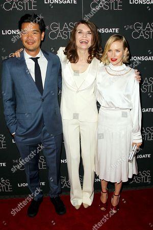 Destin Cretton (Director, Writer), Jeannette Walls, Naomi Watts