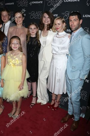 Brie Larson, Ella Anderson, Olive Kate Rice, Jeannette Walls, Naomi Watts, Max Greenfield