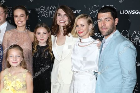 Editorial picture of 'The Glass Castle' film premiere, Arrivals, New York, USA - 09 Aug 2017