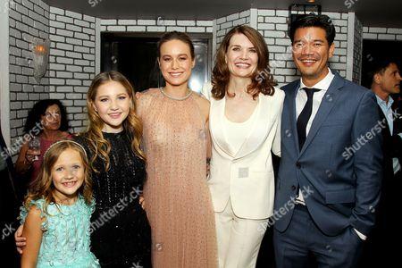Chandler Head, Ella Anderson, Brie Larson, Jeannette Walls (Author), Destin Cretton (Director, Writer)