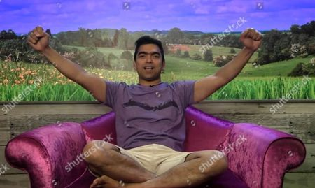Karthik Nagesan in the Diary Room