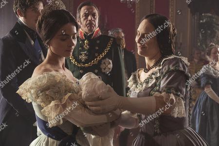 Editorial photo of 'Victoria' TV Series - Aug 2017