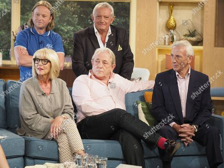 Editorial photo of 'This Morning' TV show, London, UK - 10 Aug 2017