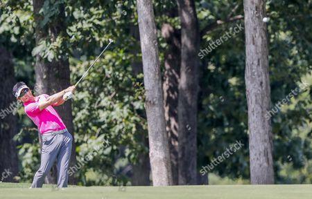 Editorial image of PGA Championship golf tournament in Charlotte, North Carolina, USA - 10 Aug 2017