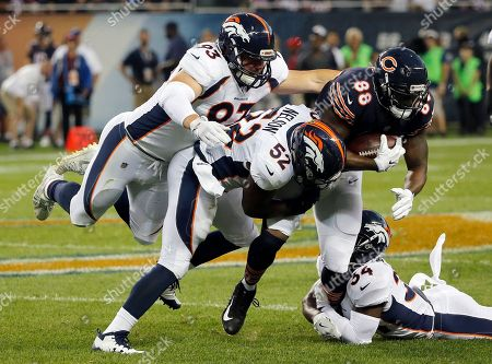 Editorial picture of Broncos Bears Football, Chicago, USA - 10 Aug 2017