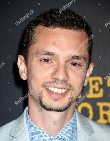 Editorial picture of 'Get Shorty' TV show premiere, Arrivals, Los Angeles, USA - 10 Aug 2017