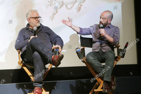 Martin Childs - Production Designer and Adriano Goldman - Cinematographer