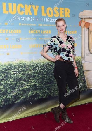 Editorial picture of Lucky Loser premiere, Berlin, Germany - 10 Aug 2017