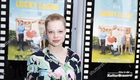 Stock Photo of Emma Bading