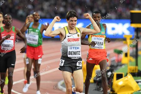 Timo Benitz Deutschland,