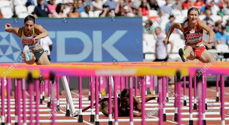 Editorial picture of Britain Athletics Worlds, London, United Kingdom - 11 Aug 2017