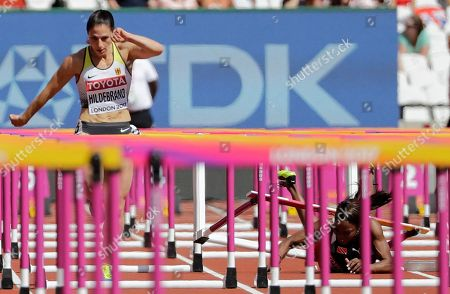 Editorial image of Britain Athletics Worlds, London, United Kingdom - 11 Aug 2017