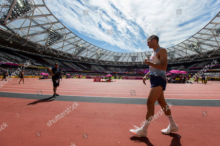 Editorial picture of IAAF World Championships, Day Eight, The Stadium, Queen Elizabeth Olympic Park, Stratford, London, UK, 11 Aug 2017