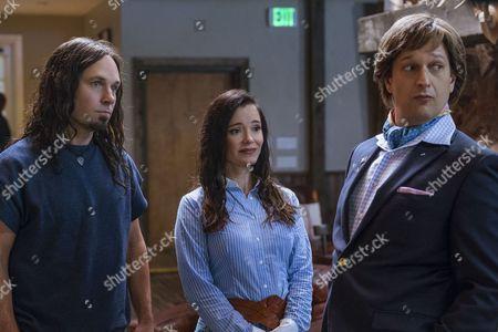 Paul Rudd, Marguerite Moreau, Josh Charles