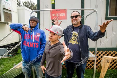 Editorial picture of 2017 Outside Lands Music Festival - Day 1, San Francisco, USA - 11 Aug 2017