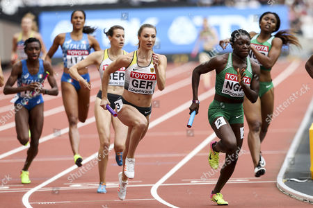 Editorial picture of 17th IAAF World Athletics Championships London 2017, London, UK - 11 Aug 2017