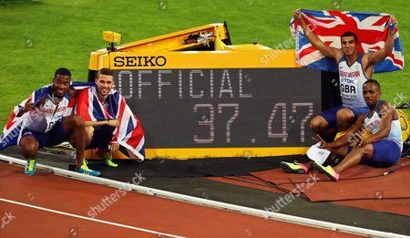 Editorial photo of London 2017 IAAF World Championships, United Kingdom - 12 Aug 2017