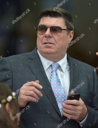 Mick Quinn, trainer.