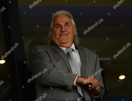 Stock Photo of Gerry Francis