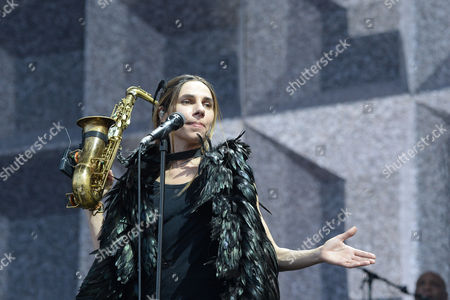 Stock Photo of PJ Harvey