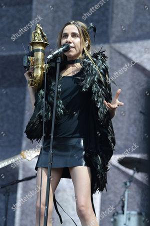 Stock Picture of PJ Harvey