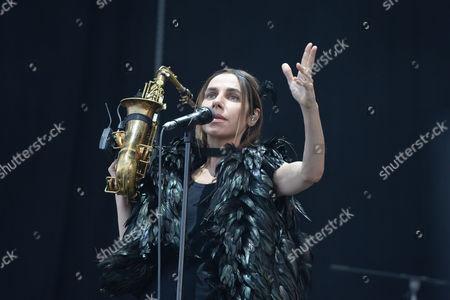 Stock Image of PJ Harvey