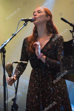 Stock Picture of Lisa Hannigan