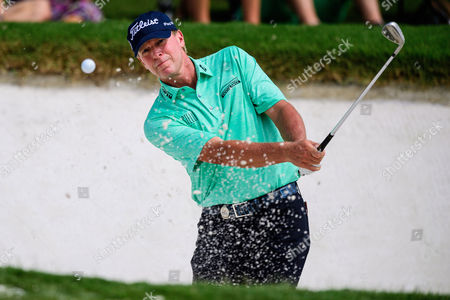 Golfer Steven Stricker during the PGA Championship on at Quail Hollow in Charlotte, NC