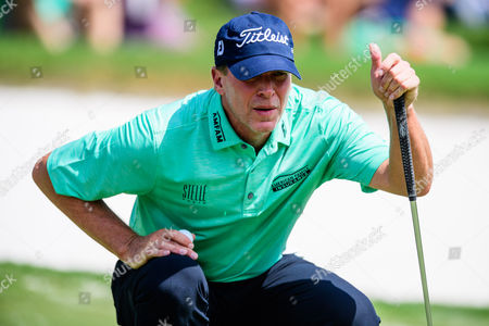 Editorial picture of PGA PGA Championship, Charlotte, USA - 12 Aug 2017