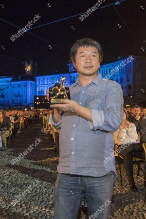 Editorial picture of 70th Locarno International Film Festival, Switzerland - 12 Aug 2017