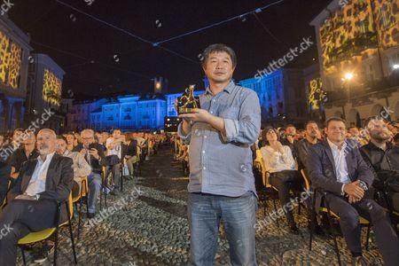 Editorial image of 70th Locarno International Film Festival, Switzerland - 12 Aug 2017