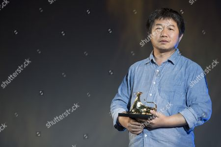 Stock Picture of Wang Bing