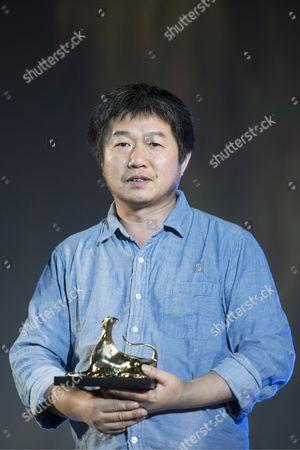 Stock Image of Wang Bing
