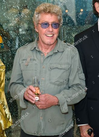 Editorial photo of 'Cuvée Roger Daltrey' launch at Mr Chow, Caesars Palace, Las Vegas, USA - 11 Aug 2017