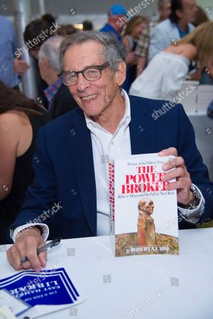 Robert Caro attends the East Hampton Library's 13th Annual Authors Night Benefit, in East Hampton, NY
