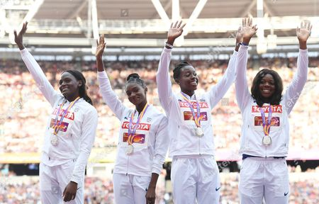 Editorial image of London 2017 IAAF World Championships, United Kingdom - 13 Aug 2017