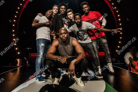 Dave Chappelle, Wil Sylvince, Donnell Rawlings, Pete Davidson, Leslie Jones, Colin Jost and Michael Che