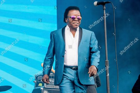 Lee Fields performs at the 2017 Outside Lands Music Festival at Golden Gate Park, in San Francisco, Calif