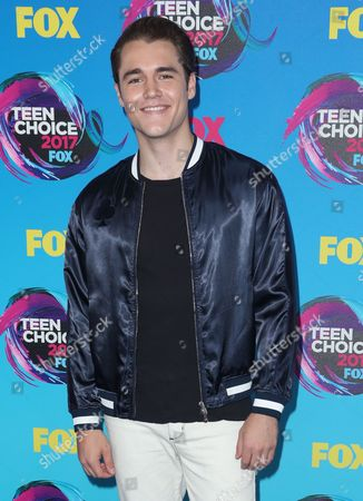 Editorial image of Teen Choice Awards, Arrivals, Los Angeles, USA - 13 Aug 2017