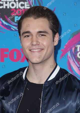 Stock Picture of Charlie DePew