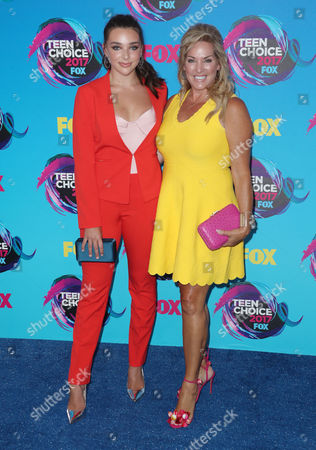 Stock Image of Kendall Vertes and Jill Vertes