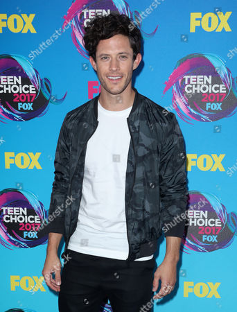 Editorial photo of Teen Choice Awards, Arrivals, Los Angeles, USA - 13 Aug 2017