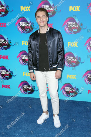Editorial picture of Teen Choice Awards, Arrivals, Los Angeles, USA - 13 Aug 2017