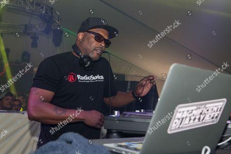 DJ Jazzy Jeff - Jeffrey Allen Townes