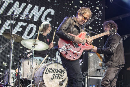 Lighting Seeds - Ian Broudie, Martyn Campbell, Riley Broudie, Abi Harding, Jim Sharrock