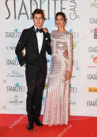 Editorial photo of Starlite Gala, Marbella, Spain - 13 Aug 2017
