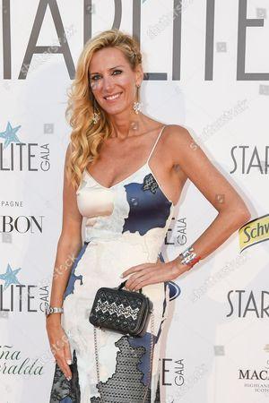Editorial photo of Starlite Gala, Marbella, Spain - 13 Aug 2017