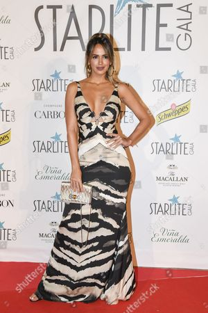 Editorial image of Starlite Gala, Marbella, Spain - 13 Aug 2017