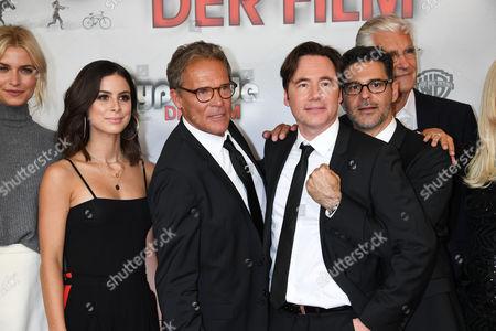 "Lena Meyer-Landrut, Christian Tramitz, Michael ""Bully"" Herbig, Rick Kavanian, Diana Herold, Sky du Mont"